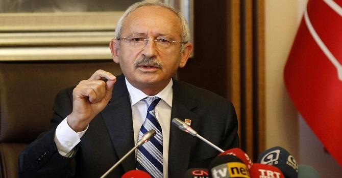 Kemal Kılıçdaroğlu: Hayır demek vatan borcumuzdur