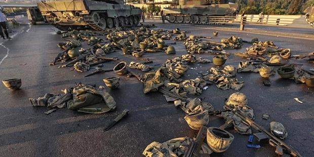 İddianameye göre, darbe girişimine kaç asker katıldı, kaç silah kullanıldı?