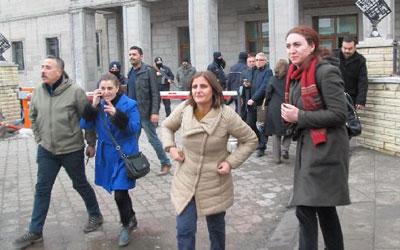 Gözlatına alınan HDP'li vekil, serbest bırakıldı
