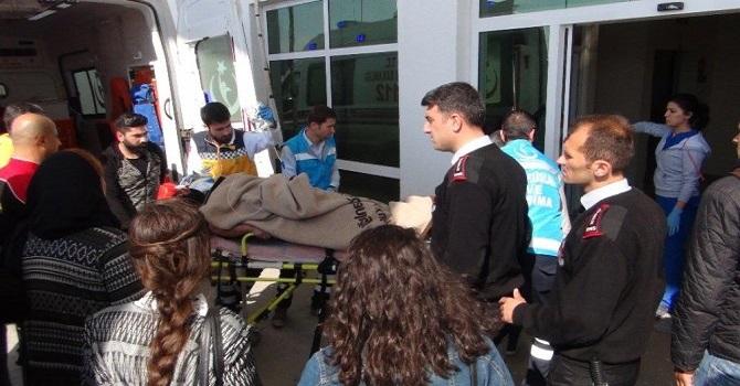 Nusaybin'de Trafik Kazası: 1 Ölü, 5 Yaralı
