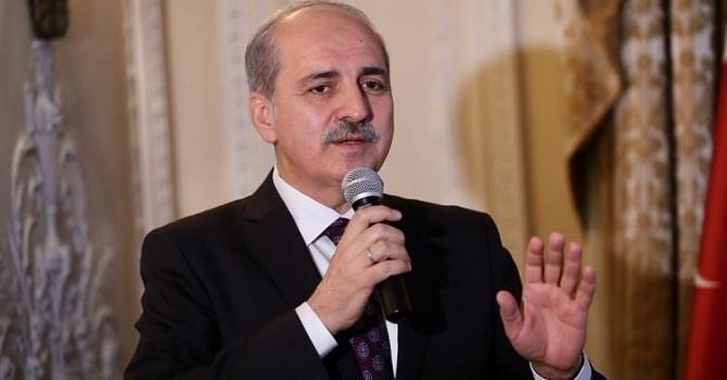 Kurtulmuş: Hakkari, Diyarbakır, Mardin, ve  Şırnak illerinde...