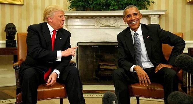 Trump, Obama'nın kullandığı Twitter hesabını istemedi