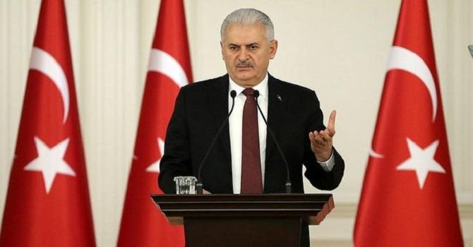 Başbakan Yıldırım: CHP kuzu gibi oldu