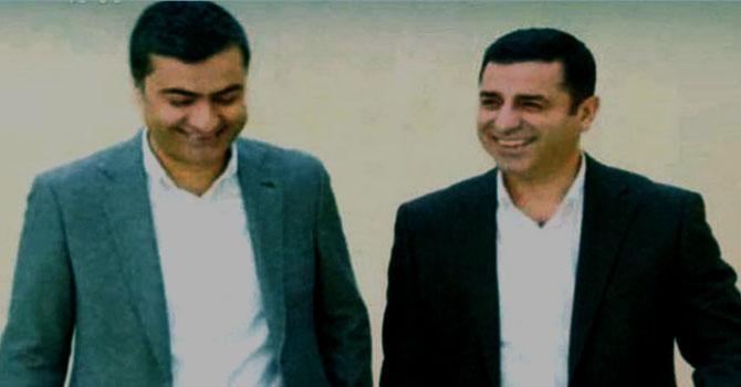 Demirtaş ve Zeydan'ın cezaevi fotoğrafları yayınlandı