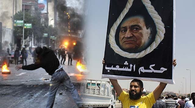 Mısır'ın devrik lideri Mübarek serbest bırakıldı
