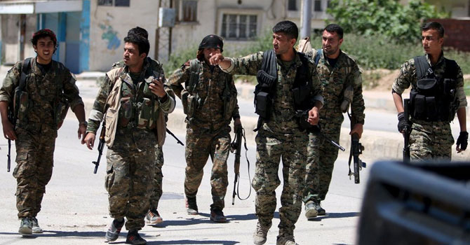 Hollywood'dan YPG filmi
