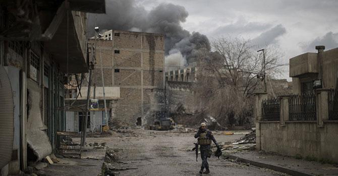Musul operasyonu, sivil ölümleri sebebiyle durduruldu