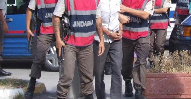 Çukurca'da bir kişi gözaltına alındı