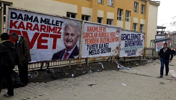 Hakkari HDP'den bilbortlarla ilgili açıklama