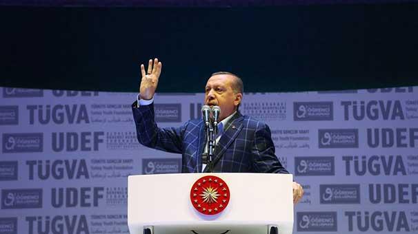 Erdoğan: Adam profesör ama maalesef kiracı