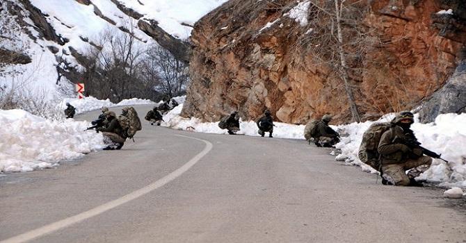 Hakkari ve ilçelerinde 24 bölge 'özel güvenlik bölgesi' ilan edildi