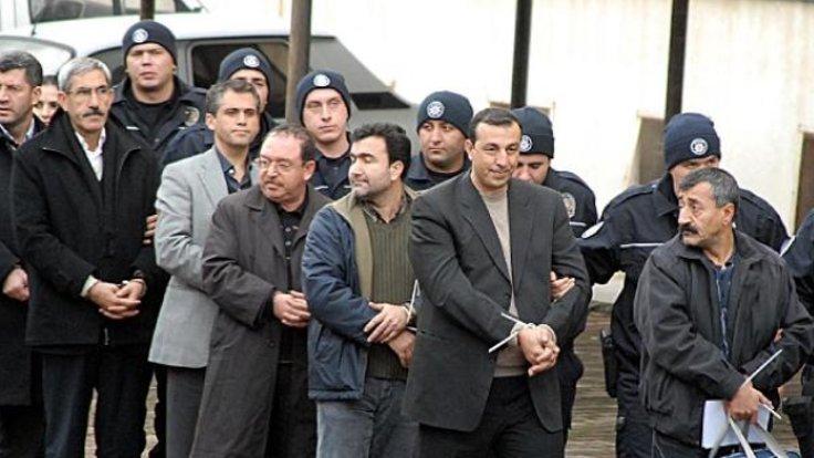 KCK ana davasında 107 kişi hapis cezasına çarptırıldı