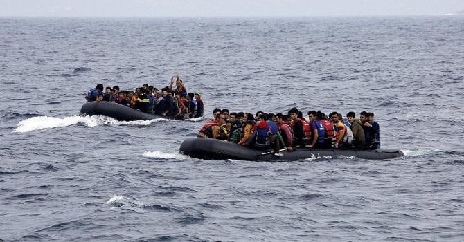 Umuda yolculuk facia ile bitti: 145 kişi kayıp