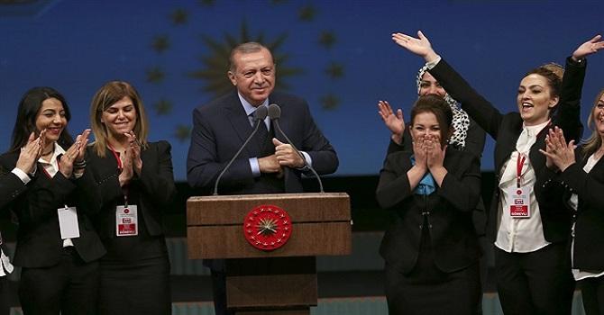 Erdoğan, 'Güzel Bir Türkiye İçin Tabii ki Evet' programına katıldı
