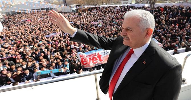 Başbakan Yıldırım: Kılıçdaroğlu, 1982'de kalmış
