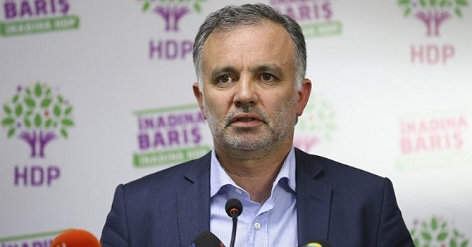 HDP'den 'Meclis'teki oylamalara' boykot karar