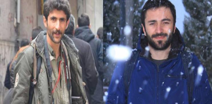 Muhabir Keleş ve Aslan tutuklandı