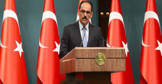 İbrahim Kalın: 'YPG, PYD en etkili tek güçtür' efsanesi çöktü