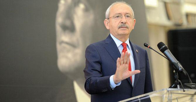 Kılıçdaroğlu: Kontrolsüz güç felaket getirir