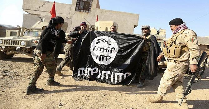 Bağdadi'nin 'sağ kolu' Irak'ta öldürüldü