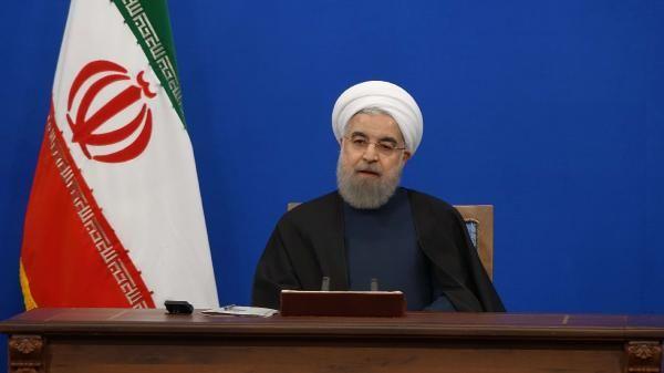 İran Cumhurbaşkanı Ruhani'den Suriye açıklaması