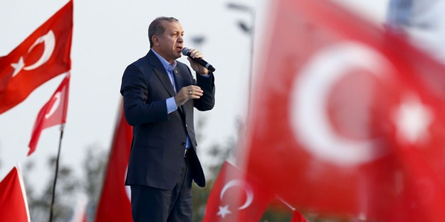 Cumhurbaşkanı Erdoğan: Başkanlık hep içimizde ukteydi