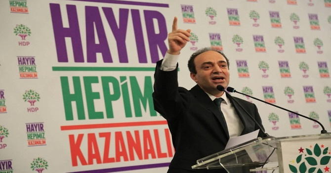 Osman Baydemir: Bu paket kurdun paketidir