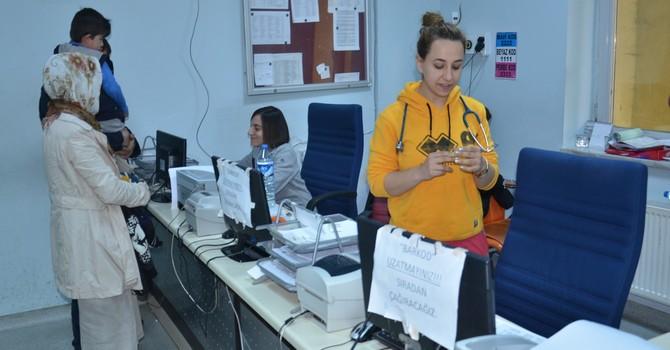 Yüksekova'da 500 kişi hastanelik oldu!