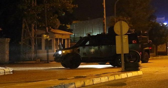 Van'da 26 kişi Gözaltına alındı!