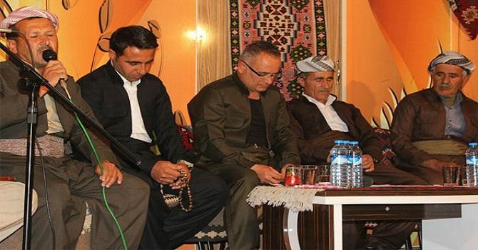 Şemdinli'de Dengbejler Gecesi Düzenlendi