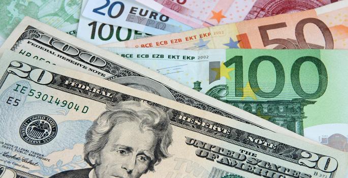 Dolar ve Euro'nun ateşi yine yükseldi!