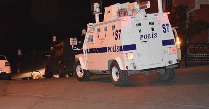 Hakkari'de operasyon: 3 kişi gözaltına alındı