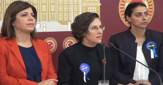 HDP'den Meclis'teki kavga ile ilgili açıklama
