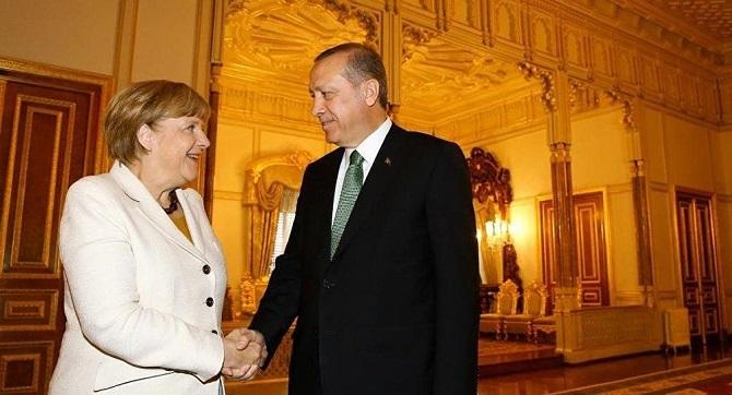 Merkel, Ankara'ya geliyor