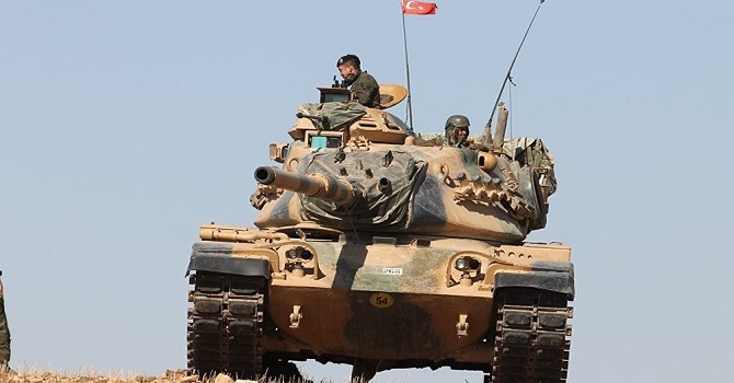 IŞİD Türk Askerine saldırdı: 5 şehit, 9 yaralı