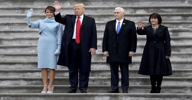 Trump, resmen ABD'nin 45. başkanı oldu