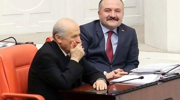 HDP'li Önder'in sözleri Bahçeli'yi güldürdü!