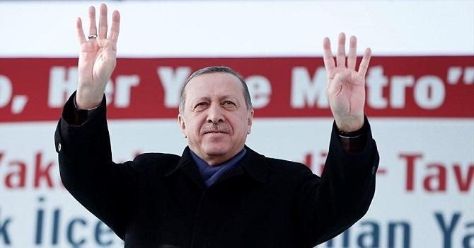 Cumhurbaşkanı Erdoğan'dan ilk referandum yorumu