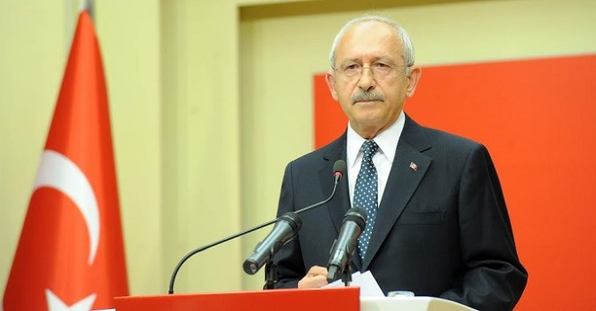 Kılıçdaroğlu'ndan Şemdinli'deki patlamayla ilgili açıklama