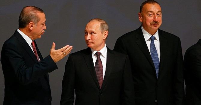 'Rusya, Türkiye ve Azerbaycan'ın iş birliği önemli'