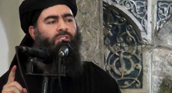 'Bağdadi, Irak'ta hava saldırısında yaralandı' iddiası