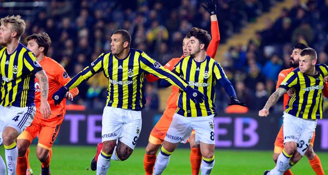 Fenerbahçe: 1 Başakşehir: 0 maçın geniş özeti ve golleri izle (FB Başakşehir)