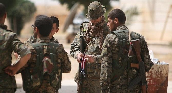 'ABD, Suriye'de yeni üs kuruyor'