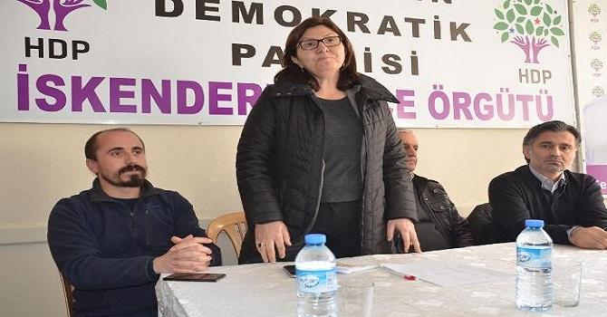 HDP'li Pir: referandumda kilit parti konumundayız