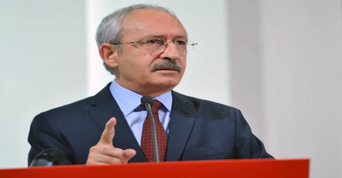 Kılıçdaroğlu'ndan Kurtulmuş'a tepki