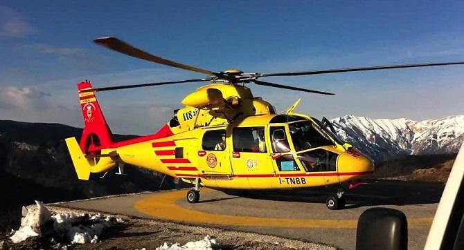Kurtarma helikopteri düştü: 6 ölü