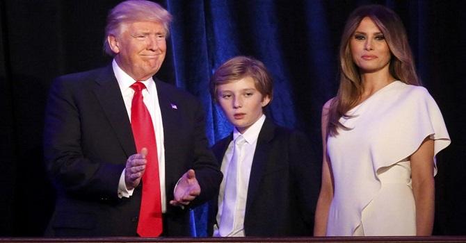 Trump'ın oğluna hakaret eden NBC'li senarist işinden oldu