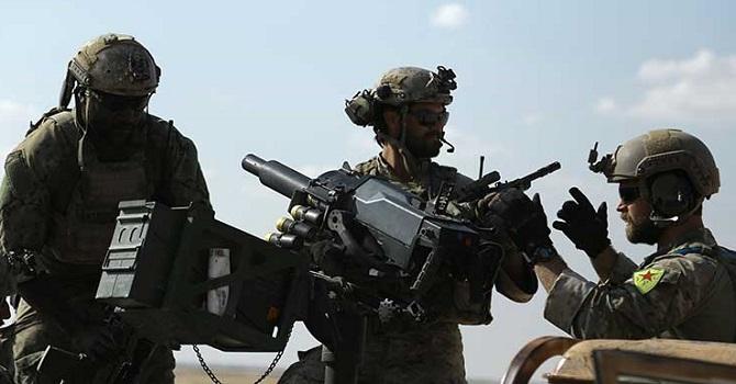 Pentagon'dan 'Haseke'de ABD üssü' açıklaması