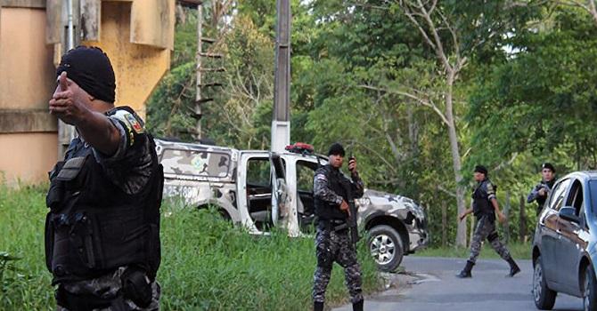 Cezaevinde isyan: 152 mahkum firar etti