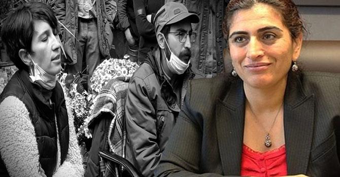 Sebahat Tuncel, Gülmen ve Özakça'ya destek için açlık grevine başladı